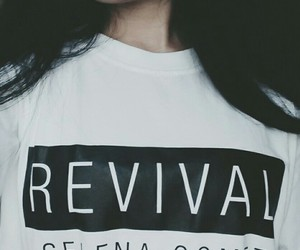 blackandwhite, revival, and tshirt image