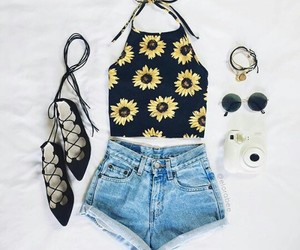 outfit, accessories, and style image