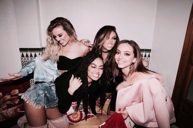 lm, jesy nelson, and girls image