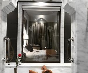 bath, luxury, and beautiful image
