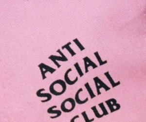 pink, black, and club image