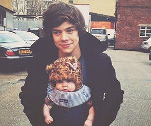 harry and our baby image