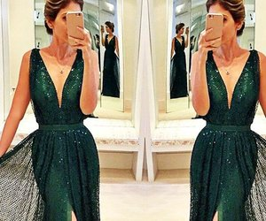 evening dress and evening gown image