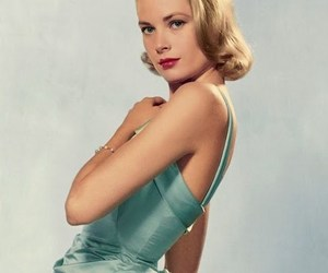 grace kelly and blonde image