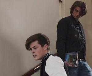 chris, skam, and william image