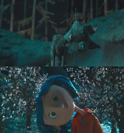 Image About Cat In Coraline By Pau Zorrilla