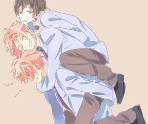 anime, haruhi, and hikaru image
