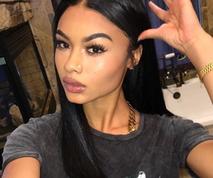 india love, hair, and makeup image