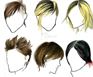 30stm, blonde, and brown image