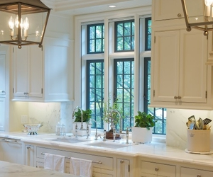 faucet, kitchen, and marble image