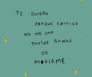 frases, morir, and love image