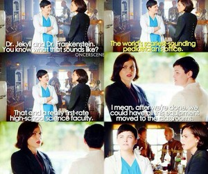once upon a time, snow white, and season 6 image