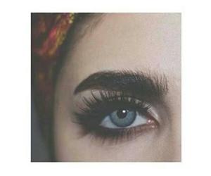 beauty, eyes, and بُنَاتّ image