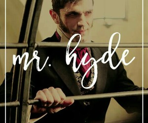 mr hyde and ️ouat image