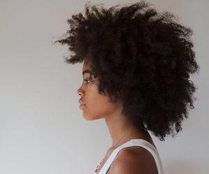 big hair, afro hair, and natural hair image
