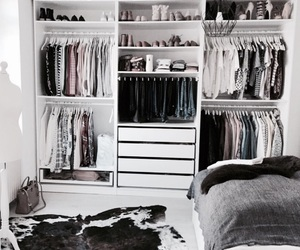 chic, interior, and organization image
