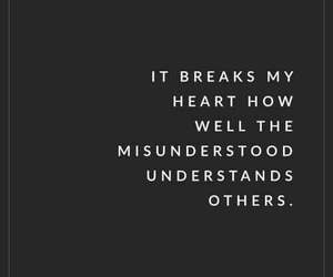lost, misunderstood, and deep quotes image
