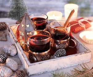 christmas, decorations, and food image
