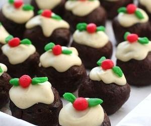 cake and christmas cake image