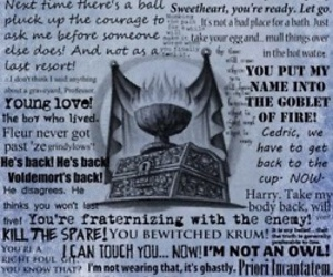 harry potter and qoutes image