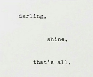 darling and shine image