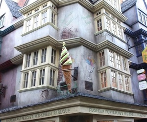 florida, food, and harry potter image