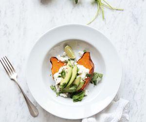 avocado, breakfast, and delicious image