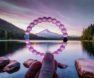 bracelet, nature, and lokai image
