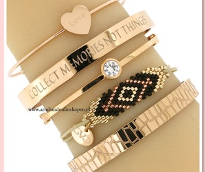 bangles, quote, and aztec print image