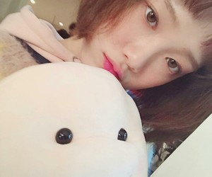 selca and lee sung kyung image