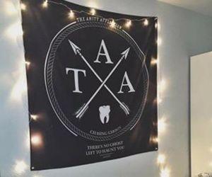 band, taa, and lights image