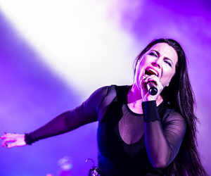 amy lee, concert, and evanescence image