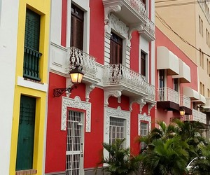 puerto rico and travel image