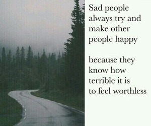 broken, quotes, and sadness image