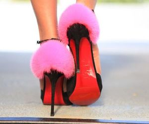 shoes and christian louboutin image