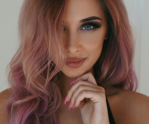 beuty, onfleek, and hair image