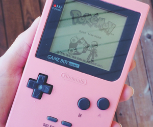 pink, pokemon, and game image