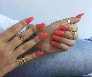 accessories, unhas, and fashion image