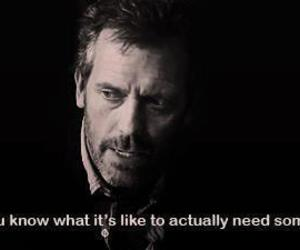 dr house, quotes, and house image