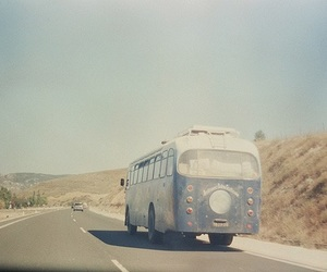 vintage, road, and travel image