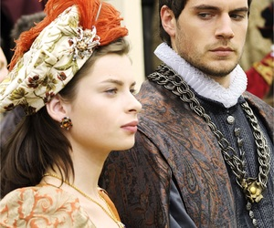 couple, Henry Cavill, and historical image