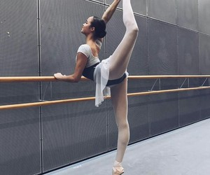 ballet, dance, and barre image