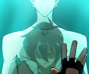Voltron, keith, and lance image