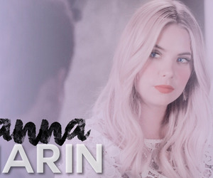 pll, hanna marin, and pretty little liars image