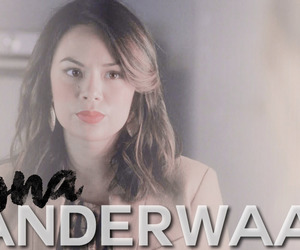 pretty little liars and mona vanderwaal image