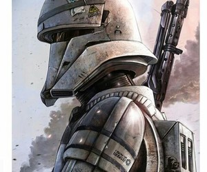 rogue one, star wars, and tanktrooper image
