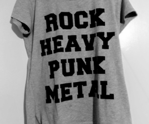 rock, punk, and metal image