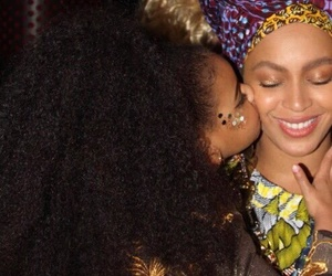 blue, blue ivy, and queen bey image