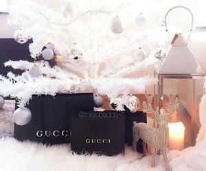 christmas, gucci, and winter image