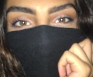 eyes, green eyes, and fashion image